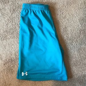 M Under Armour Basketball shorts